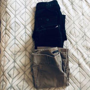Denim - Office jeans! Express/True Religion/No Boundaries